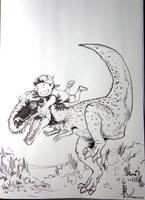 Gotcha! by HappyMorningStar