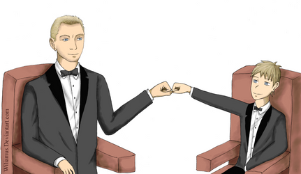 Request 6 (James Bond And Jimmy Bond) by Wiliamus
