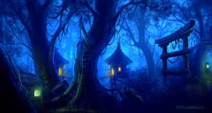 Totem Jungle by madmagnus