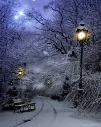 Snowy by mysticaleaves