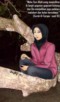 Keindahan Malam by DilaFAS
