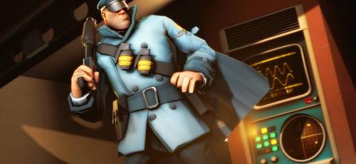 Alpha Commander by Hidden-Maverick