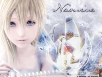 Kingdom Hearts - Namine by BeatingDarkness