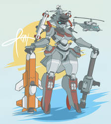 Boat Bot by pizzacat