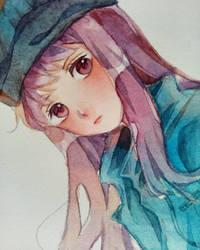 Watercolor by Kokacchan