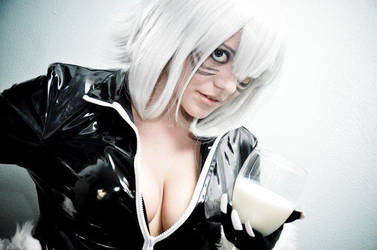 They Say Milk Is Good for You! by harun0sakura