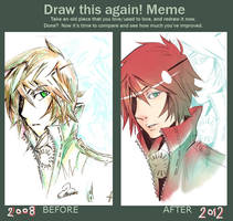 meme: Before-After by maicco
