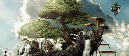 Magic World by Sinapsy and Ske by sinapsy