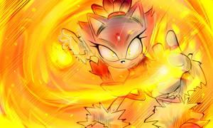 Blistering Blaze by RhythmAx