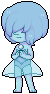Pagedoll - Blue Diamond's Pearl by engare
