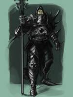Dark Knight by Erebus88