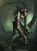 Demoness by Erebus88
