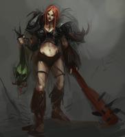 Barbarian by Erebus88