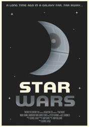 Star Wars Poster by W0op-W0op