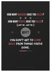 The Walking Dead - How Many Walkers? by W0op-W0op