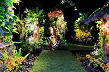 Singapore Garden Festival 69 by inckurei