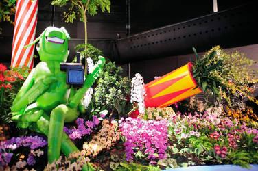 Singapore Garden Festival 76 by inckurei