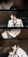 Psycho-pass: Kogami x Akane Nothing and Everything by Lesya7