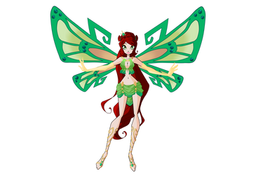 GIFT: Amelia Enchantix by anazgred