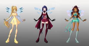 CE: Magic Transformartion 1 by anazgred