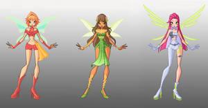 CE: Magic Transformartion 2 by anazgred