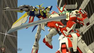 SFM Gundam: Full Dynamic Boost by UniWaifu