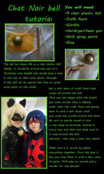 Tutorial - Chat Noir bell by Aerblade