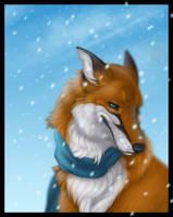 snowy days, by BoneSmirk