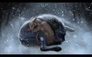 surviving the storm, by BoneSmirk