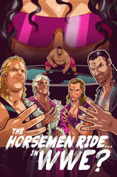 The Horsemen Ride....In WWE? by edwinhuang
