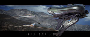 Banshee Scout - HALO THE FALLEN! by Lucid-Grey