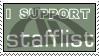 I Support Stafflist II by SkippyJr