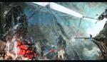 Eon Dream of Axis City by arsenixc