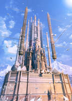 North Star Castle by arsenixc