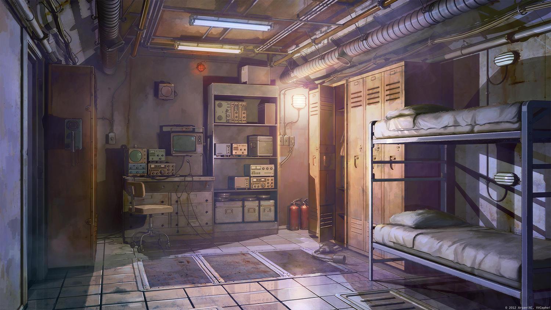 Bunker by arsenixc