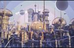 Star kingdom planet by arsenixc