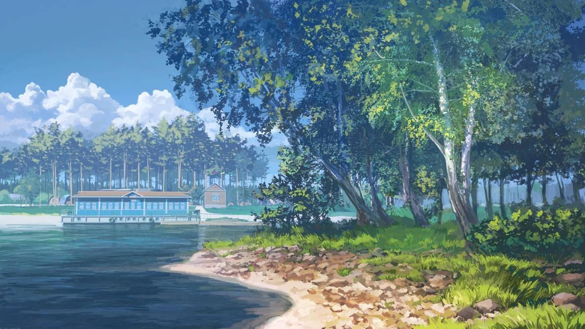 Island Day by arsenixc