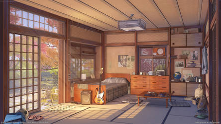 Room by arsenixc