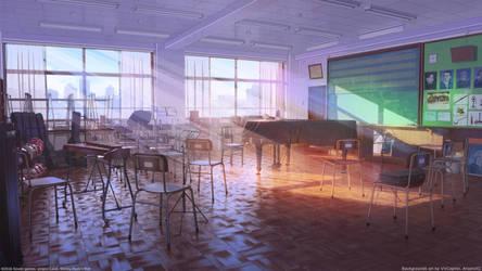 Music Class by arsenixc