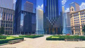 Corporation street by arsenixc