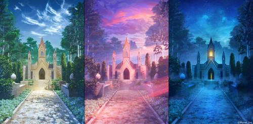 Angel Master backgrounds (Mynet Inc) 5 by arsenixc