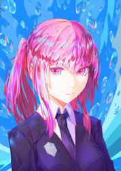 Sea-chan by arsenixc