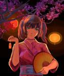 Matsuri girl by arsenixc