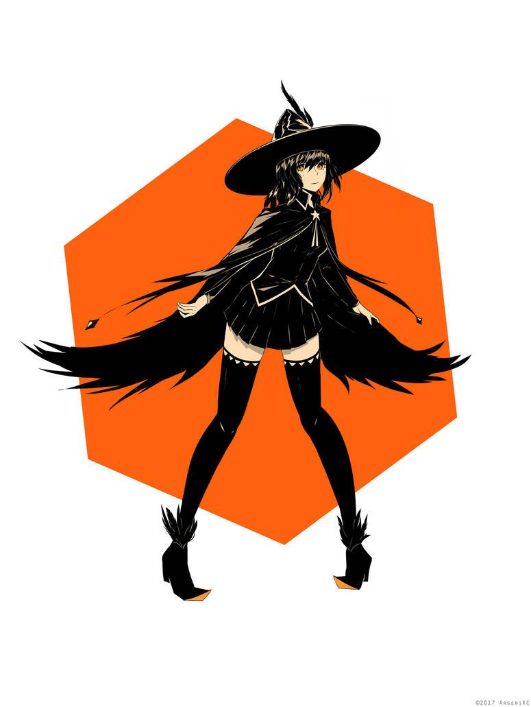 Halloween Afi by arsenixc