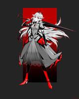 Dark Prinsess by arsenixc
