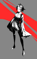 WRB girl by arsenixc