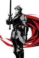 Knight WRB by arsenixc