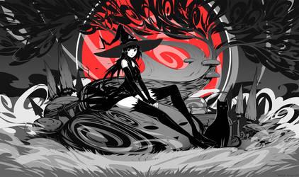 Witch WRB by arsenixc