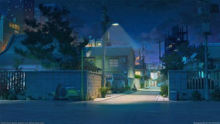 Street2 night by arsenixc