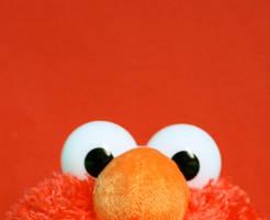 Elmo by ZoeWieZo